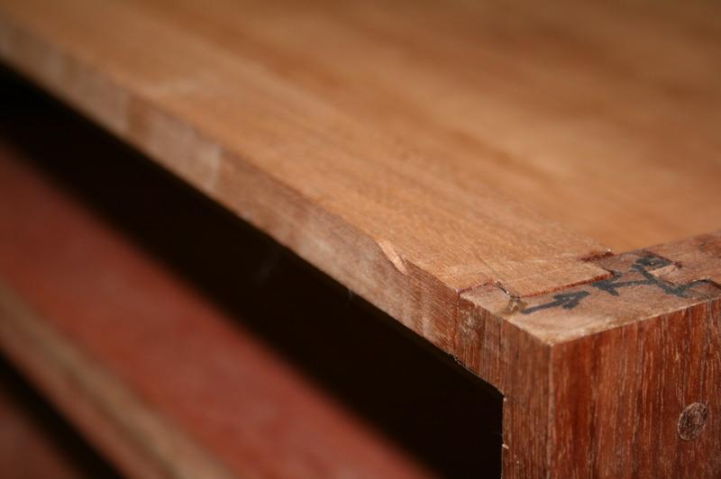 Steaming for Wood floor dent repair