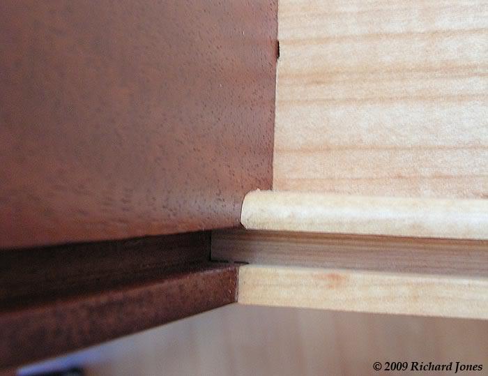 kitchen drawer bottom thickness 2