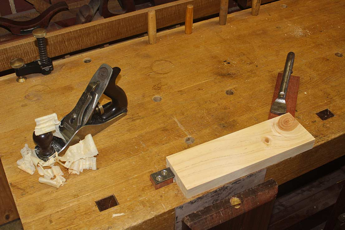 Where To Find A Forged Bench Stop