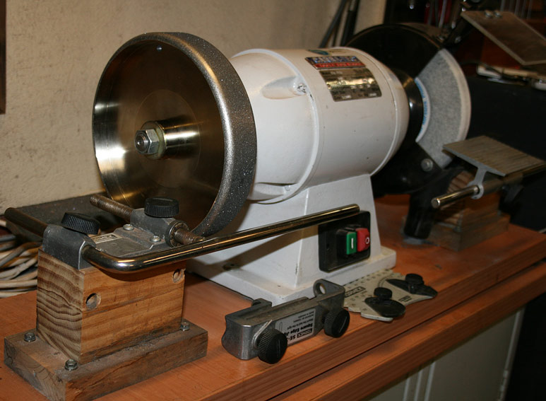 Wondrous The Ultimate Grinding Sharpening Set Up Camellatalisay Diy Chair Ideas Camellatalisaycom