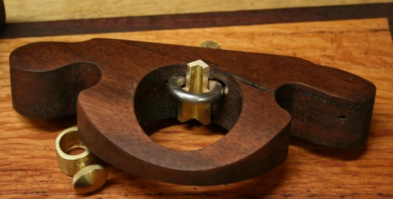 Building A Wooden Router Plane