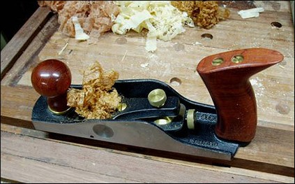 The Lee Valley Veritas Low Angle Smoothing Plane